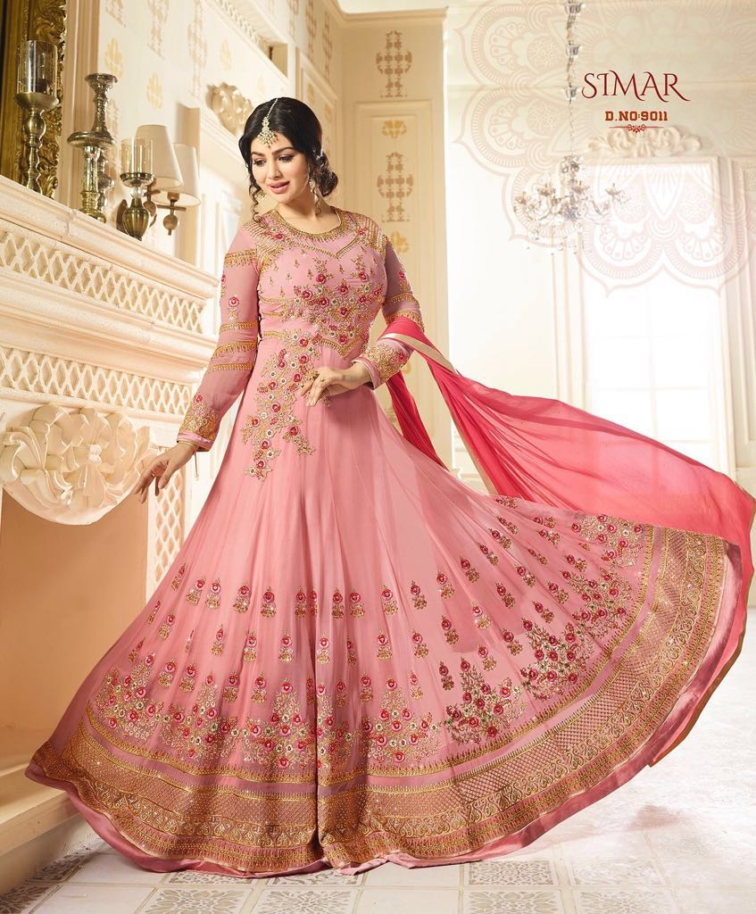 Aayesha by glossy 9009 to 9016 series designer bridal for Designer wedding dresses at discount prices