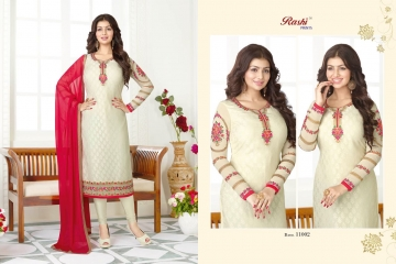 Crystal Brasso Vol-11 by Rashi Prints 11002