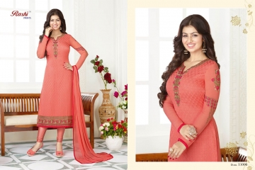 Crystal Brasso Vol-11 by Rashi Prints 11006