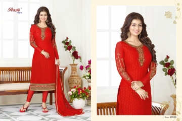 Crystal Brasso Vol-11 by Rashi Prints 11008