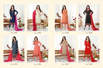 Crystal Brasso Vol-11 by Rashi Prints Full Catalog (2)