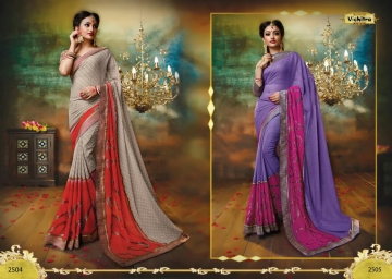 Dream-Girl-Vichitra-Sarees-Wholesaleprice-2504-2505