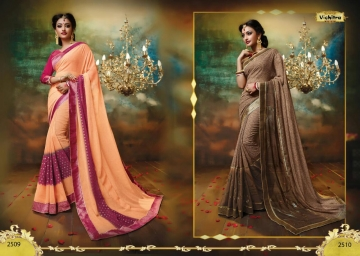Dream-Girl-Vichitra-Sarees-Wholesaleprice-2509-2510