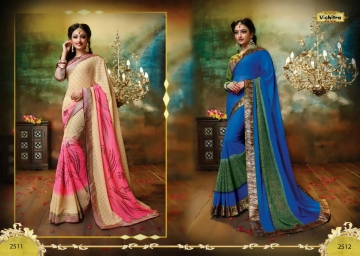 Dream-Girl-Vichitra-Sarees-Wholesaleprice-2511-2512