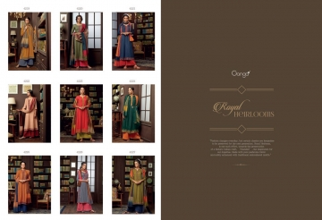 Ganga-Suit-4219-Series-Ganga-Fashions-Wholesaleprice