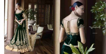 Grandeur-By-Nakkashi-Indian-Royal-Traditional-Heavy-Embroidered-Party-wear-Occasional-Wear-Wedding-Wear-Georgette-Sarees-5050