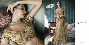Grandeur-By-Nakkashi-Indian-Royal-Traditional-Heavy-Embroidered-Party-wear-Occasional-Wear-Wedding-Wear-Georgette-Sarees-5051