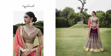 Grandeur-By-Nakkashi-Indian-Royal-Traditional-Heavy-Embroidered-Party-wear-Occasional-Wear-Wedding-Wear-Georgette-Sarees-5052