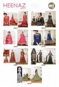 Heenaz Vol-3 by Mahaveer Fashion