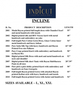 incline-indicut-wholesaleprice-rate-fabric