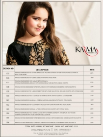 Karma-Shilpa-1575-Serries-Karma-Trendz-Wholesaleprice-Child-rate-list
