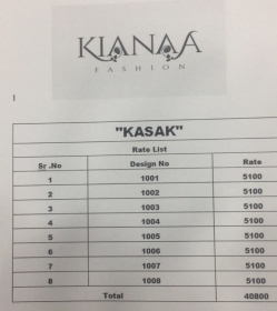 kasak-kianaa-creation-wholesaleprice-RATE