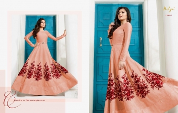 Nitya Suit Vol-100 by LT Fabrics 1001