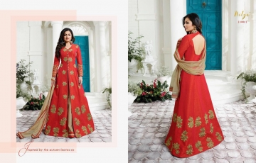 Nitya Suit Vol-100 by LT Fabrics 1002