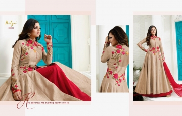 Nitya Suit Vol-100 by LT Fabrics 1005