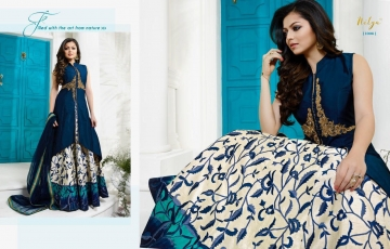 Nitya Suit Vol-100 by LT Fabrics 1006