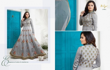 Nitya Suit Vol-100 by LT Fabrics 1008