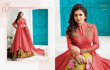 Nitya Suit Vol-100 by LT Fabrics 1010