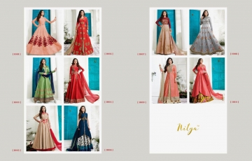 Nitya Suit Vol-100 by LT Fabrics Full Catalog