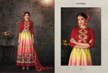 Queen-4-Aashirwad-Creation-Wholesaleprice-4002