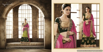 Royal-Prestige-By-Nakkashi-Indian-Stylish-Traditional-Occasional-Wear-Party-Wear-Embroidered-Chiffon-Sarees-B2B-5038