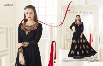 Dia Mirza Vol-8 by Aashirwad Creation 8001