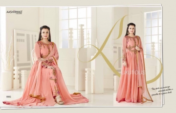 Dia Mirza Vol-8 by Aashirwad Creation 8002