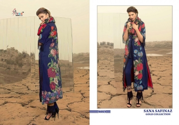 sana-safinaz-gold-collection-shree-fabs-wholesaleprice-5001