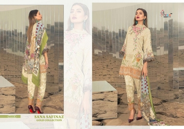 sana-safinaz-gold-collection-shree-fabs-wholesaleprice-5003