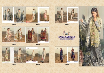 sana-safinaz-gold-collection-shree-fabs-wholesaleprice