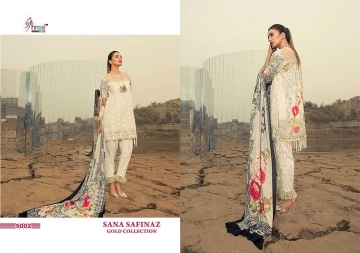 sana-safinaz-gold-collection-shree-fabs-wholesaleprice-5002
