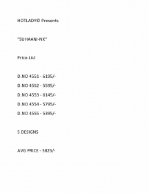 Suhaani-Nx-Hot-Lady-Wholesaleprice-rate-list