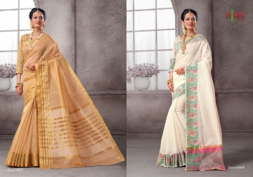 Traditional-Collections-2-H-Raj-Sarees-Wholesaleprice-10007-08