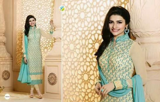 a9e9157b7c Prachi Vol-29 By Vinay Fashions Bollywood Beautiful Stylish Designer  Embroidered Party Wear Georgette Dresses At Wholesale Price