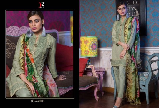 d1e0d4f779 ARISHA NX BY DEEPSY SUITS BEAUTIFUL PAKISTANI SUITS WITH HEAVY EMBROIDERED  WORK FANCY CASUAL WEAR & OCCASIONAL WEAR PURE COTTON SATIN DRESSES AT  WHOLESALE ...