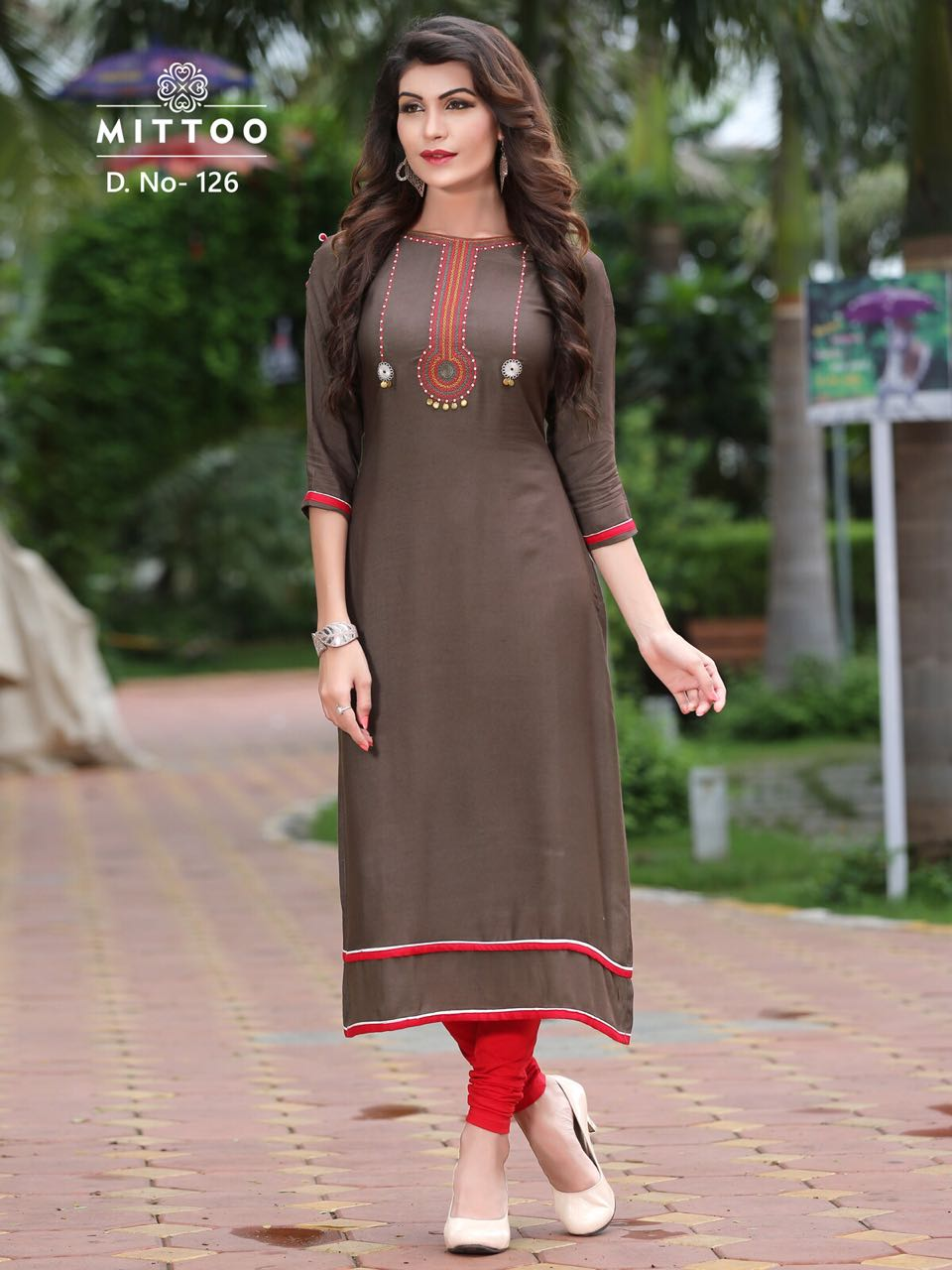 02618e156e PAYAL BY MITTOO 125 TO 132 SERIES BEAUTIFUL COLORFUL FANCY STYLISH ...