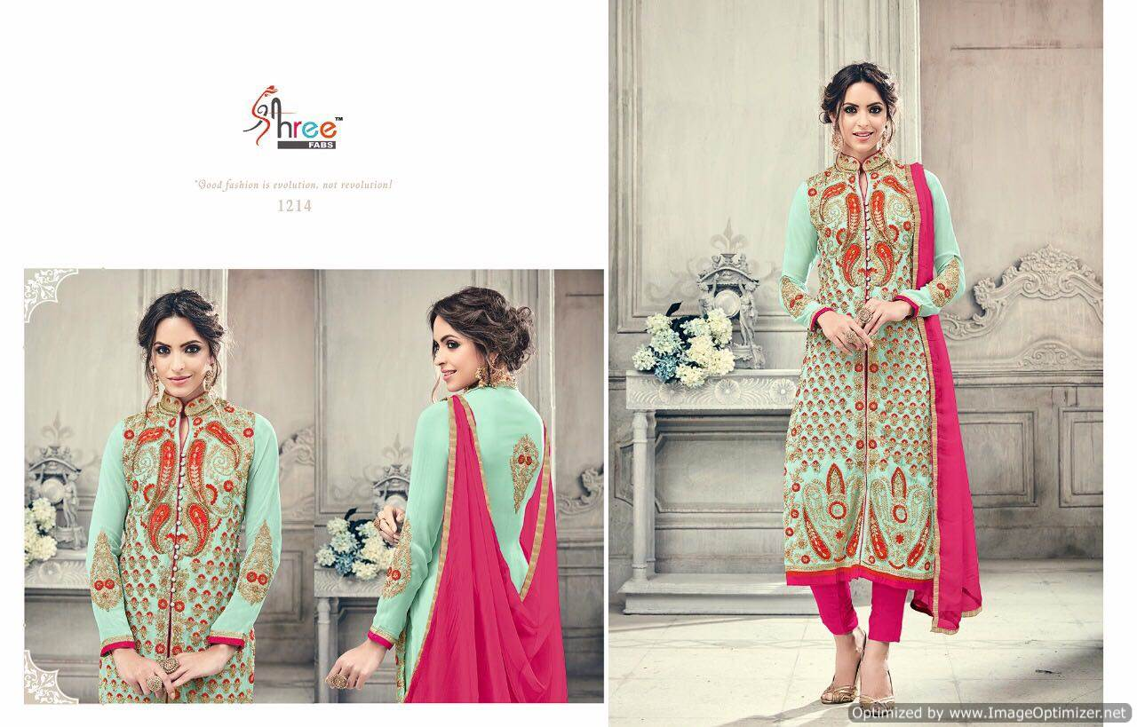 First choice vol 19 by shree fabs 1212 to 1219 series for First choice collections