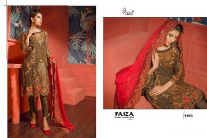 Faiza Vol-8 by Shree Fabs