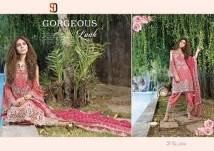 HONEY WAQAR VOL-2 PREMIUM BY SHRADDHA DESIGNER