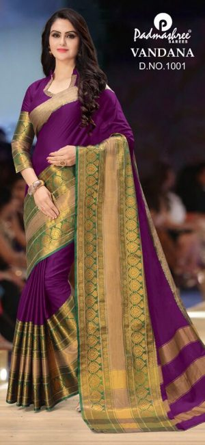 VANDANA BY PADMASHREE SAREES