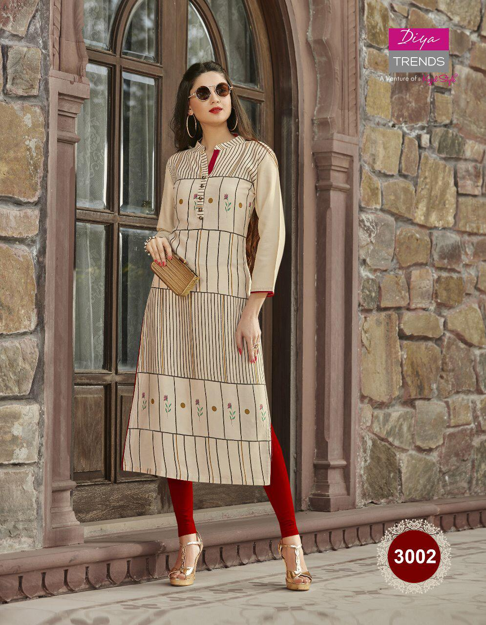 5b2806ccc2 GARDEN CITY VOL-3 BY DIYA TRENDS 3001 TO 3020 SERIES BEAUTIFUL ...