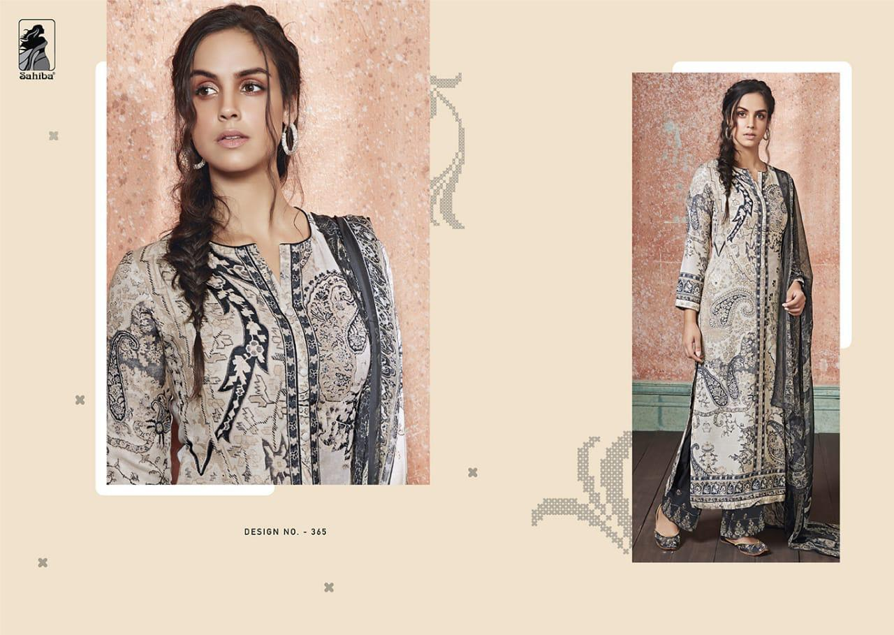 8e975dd4ca BLACK CURRENT BY SAHIBA BEAUTIFUL WINTER COLLECTION SUITS STYLISH ...