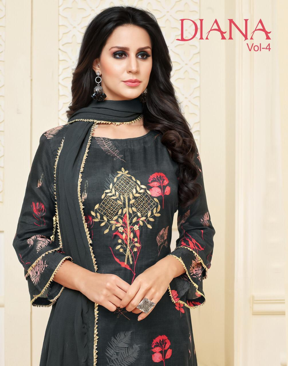 dacffe8da3 DIANA VOL-4 BY ANGROOP PLUS 054 TO 064 SERIES BEAUTIFUL SUITS ...