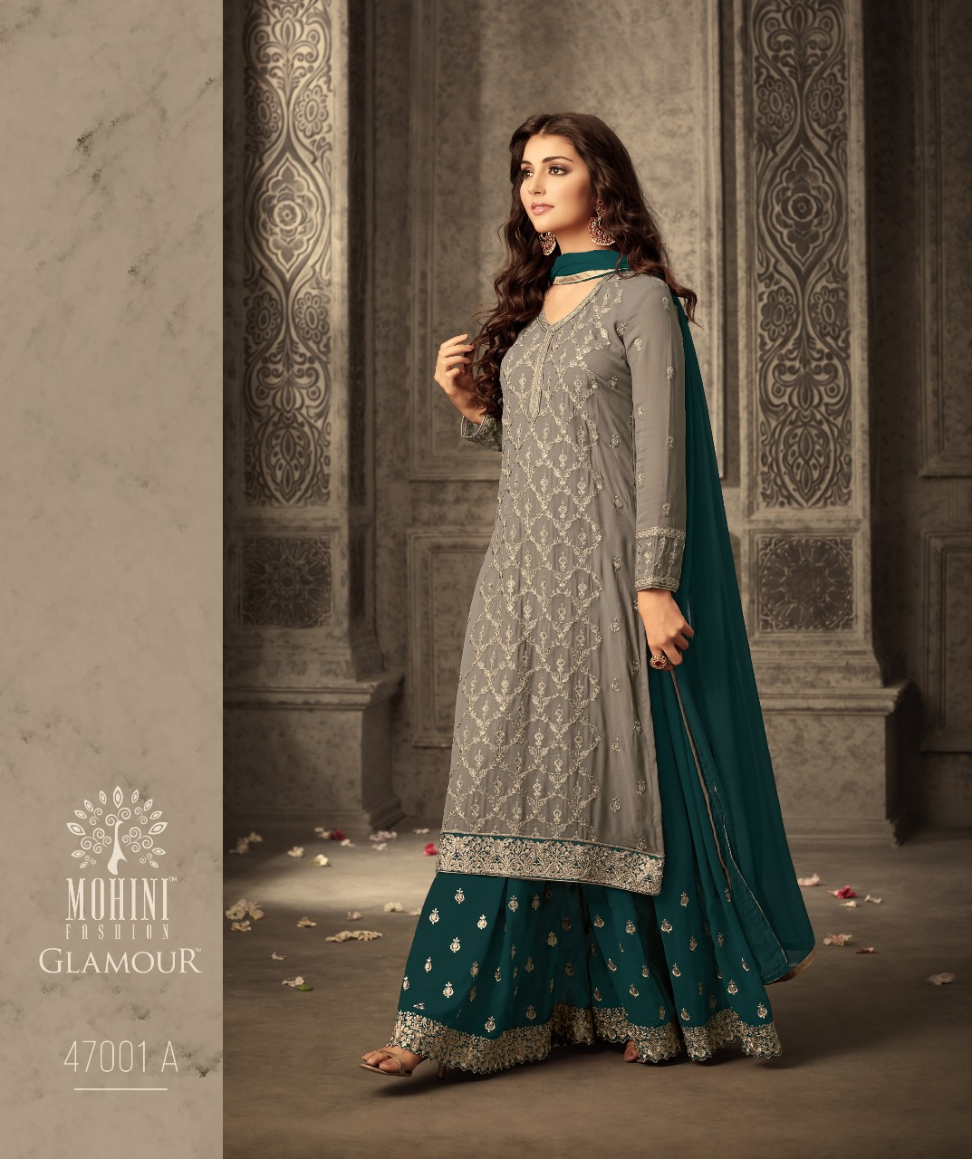 a063884dd2 GLAMOUR 47001 COLOURS BY MOHINI FASHION DESIGNER FESTIVE COLLECTION ...