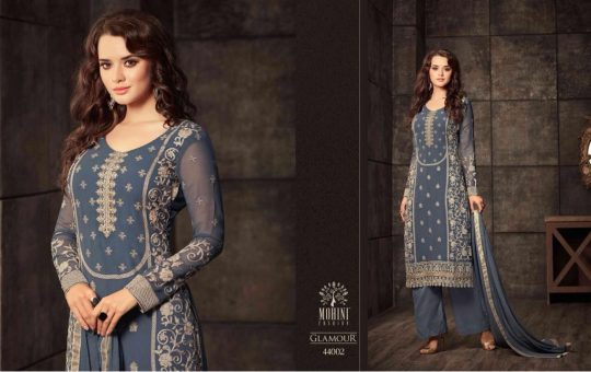 7cbd09c7ef GLAMOUR 44002 COLOURS BY MOHINI FASHION 44002-A TO 44002-C SERIES DESIGNER  PAKISTANI SUITS BEAUTIFUL STYLISH FANCY COLORFUL PARTY WEAR & OCCASIONAL  WEAR ...