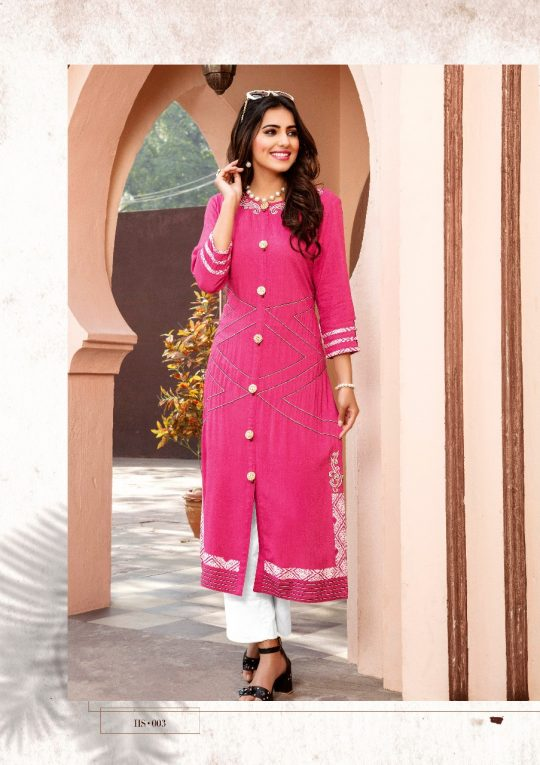aeb52a5325 HELLO SUMMER BY S4U FASHION 001 TO 011 SERIES DESIGNER STYLISH COLORFUL  FANCY BEAUTIFUL PARTY WEAR & ETHNIC WEAR COLLECTION RAYON PRINTED KURTIS AT  ...
