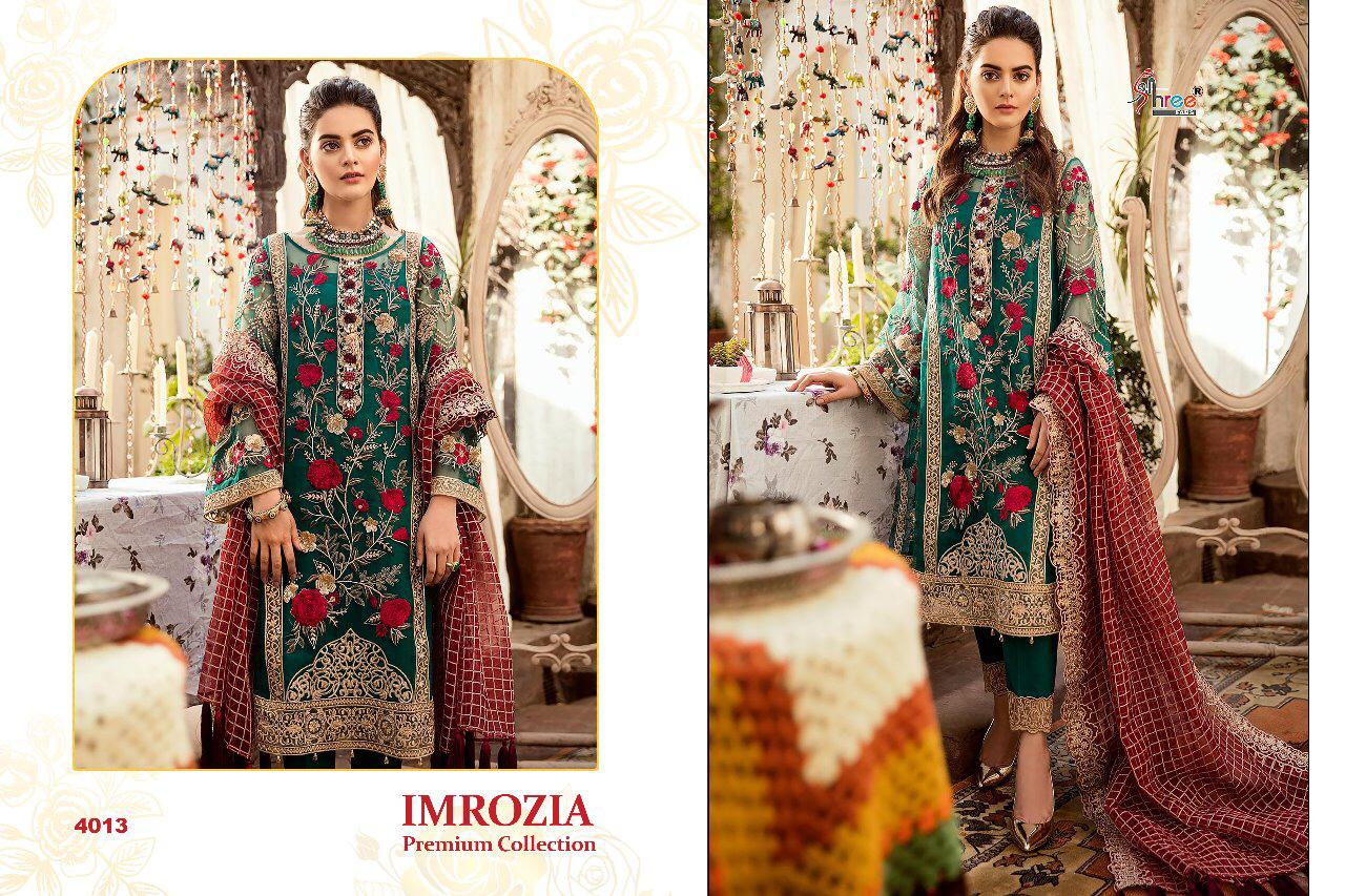 c1414c4eb1 IMROZIA PREMIUM COLLECTION BY SHREE FABS 4011 TO 4017 SERIES ...