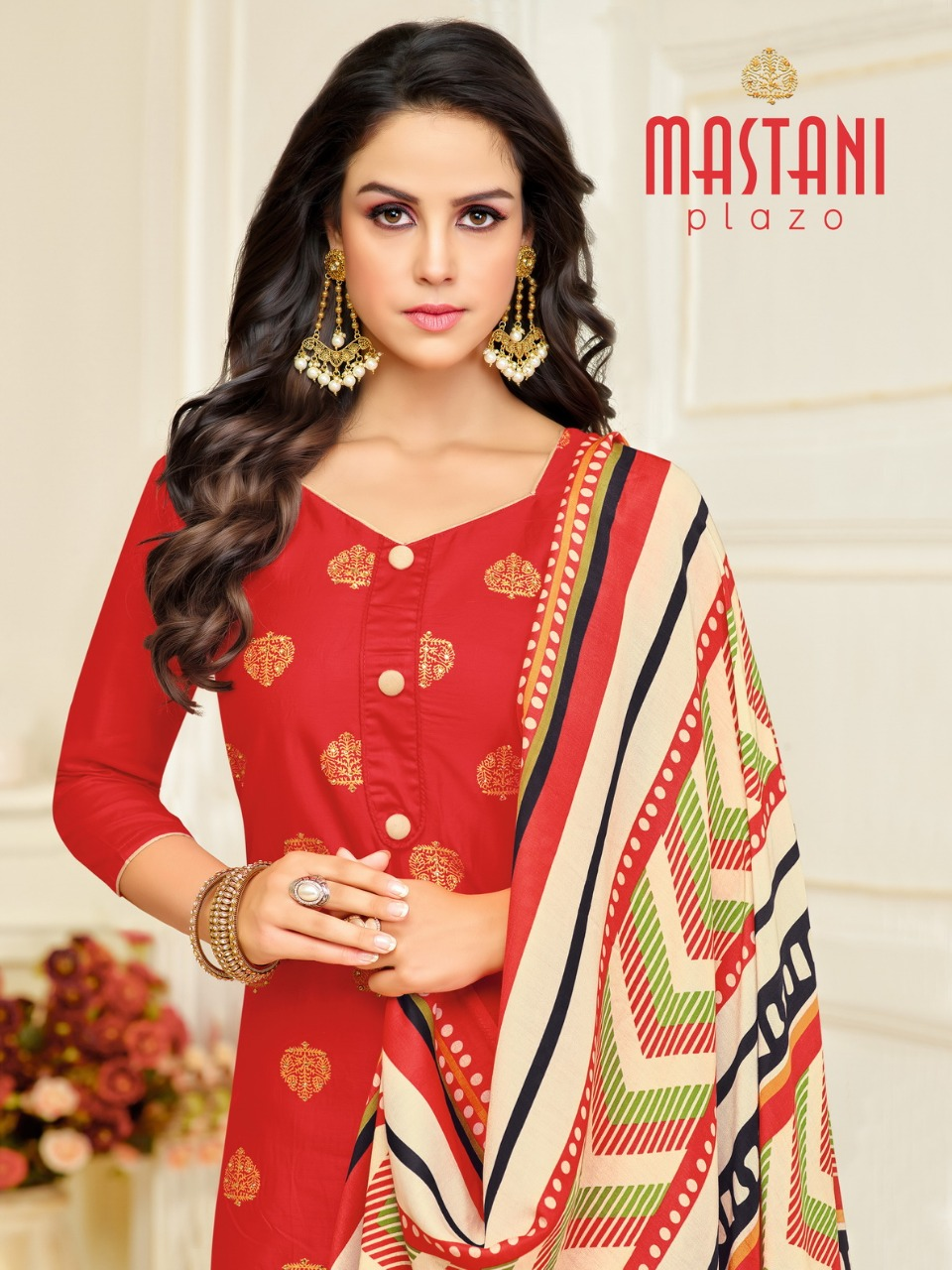 e443f087eb7 MASTANI PLAZO BY SAMAIRA FASHION 18000 TO 18010 SERIES BEAUTIFUL ...
