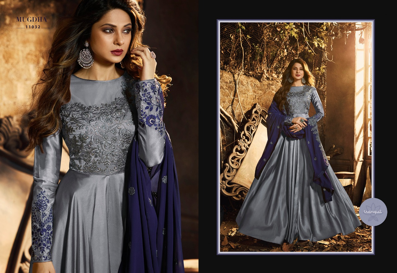 72424c6d13 MEMSAAB BY MUGDHA 11032 TO 11036 SERIES DESIGNER BRIDAL WEAR ANARKALI SUITS  COLLECTION BEAUTIFUL STYLISH FANCY COLORFUL PARTY WEAR & OCCASIONAL WEAR  SATIN ...