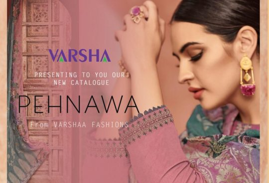 869d845f55 PEHNAWA BY VARSHA FASHIONS PH-11 TO PH-16 SERIES BEAUTIFUL SUITS COLLECTION  COLORFUL STYLISH FANCY CASUAL WEAR & ETHNIC WEAR MUSLIN SOLID WITH  EMBROIDERED ...